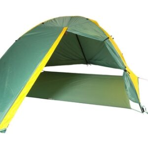 mons peak ix night sky backpacking tent 3p fly footprint front view